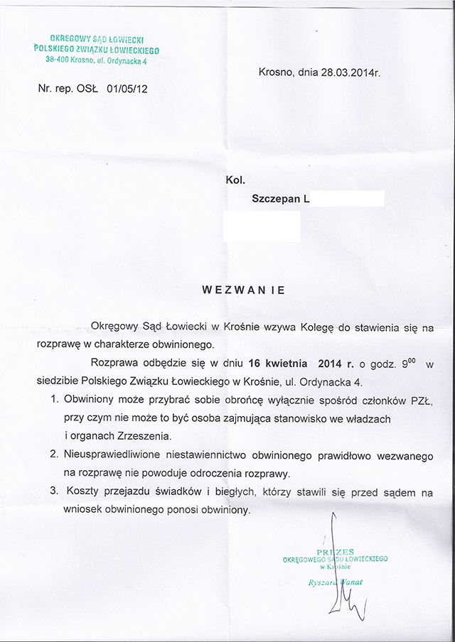 Wezwanie na rozprawę w pliku .pdf